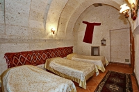 Triple Arch Stone Room